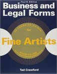 BOOK : Business and Legal Forms for Fine Artists
