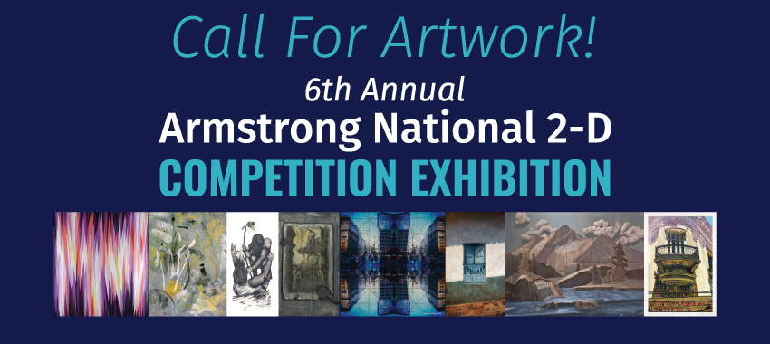 6th Annual Armstrong National 2-D Competition/Exhibition